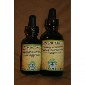 Dragon Tamer Extract Tincture - Mountainsong Herbals
