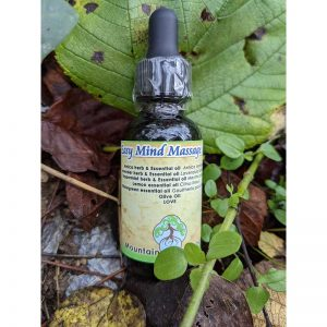 Easy Mind OIl - Mountainsong Herbals