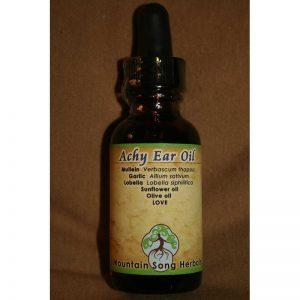 Achy Ear Oil