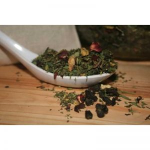 Blue Fairy Loose Tea - Mountainsong Herbals