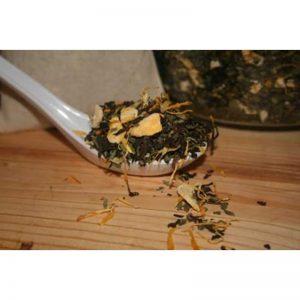 Dragon's Gold Loose Tea - Mountainsong Herbals