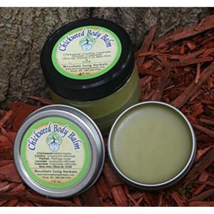 Chickweed body balm - Mountainsong Herbals