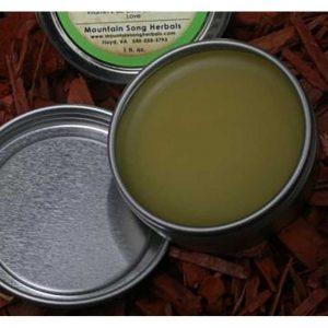 Leviathan's Warming Salve - Mountainsong Herbals
