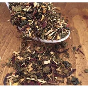 Metabolize Up Loose Tea - Mountainsong Herbals