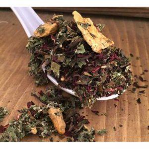 Shakespeare's Romance Loose Tea - Mountainsong Herbals
